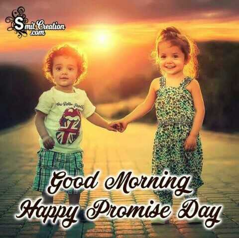 💏इश्क़-मोहब्बत - Smit Creation s . com the Polis Good Morning Manny Promise Day - ShareChat