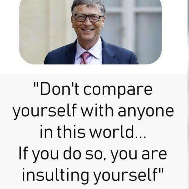 📖बैंक की तैयारी - Don ' t compare yourself with anyone in this world . . . If you do so , you are insulting yourself - ShareChat