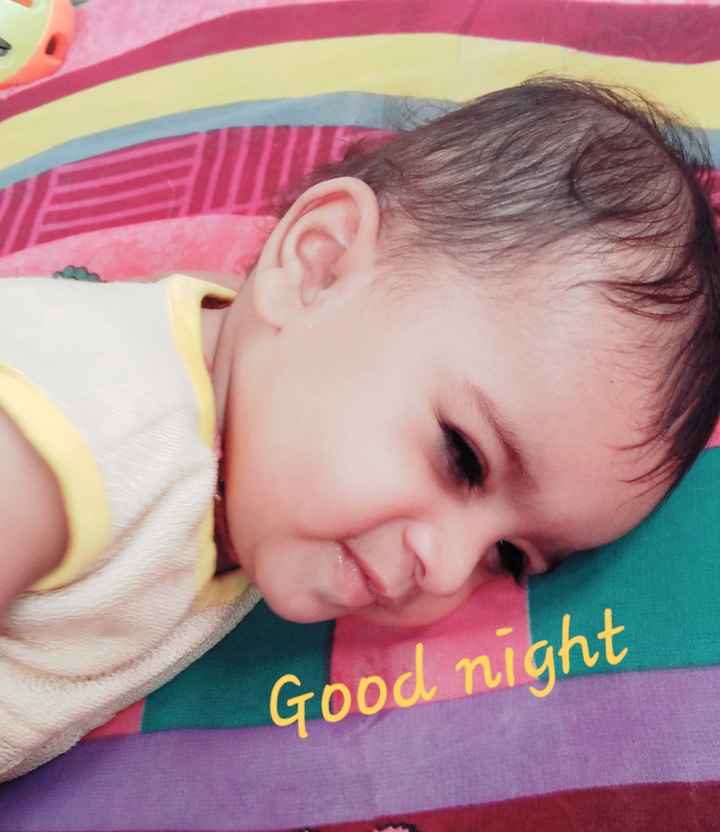 👫भाई बहन🎀 - Good night - ShareChat
