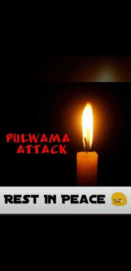 शहीद दिवस - PULWAMA ATTACK REST IN PEACE - ShareChat