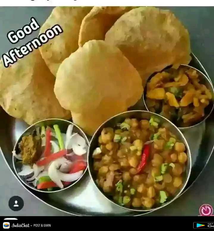 🕛 शुभ दोपहर - Good Afternoon IndiaChat - POST & EARN G - ShareChat