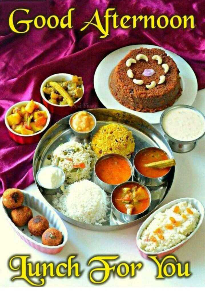 🕛 शुभ दोपहर - Good Afternoon asi Fiesta Lunch For You  - ShareChat