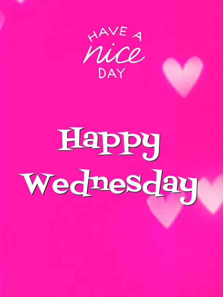 🌄  सुप्रभात - HAVE A nice DAY Happy Wednesday - ShareChat