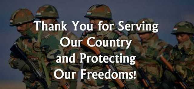 💐हैप्पी आर्मी डे - Thank You for Serving Our Country and Protecting Our Freedoms ! - ShareChat