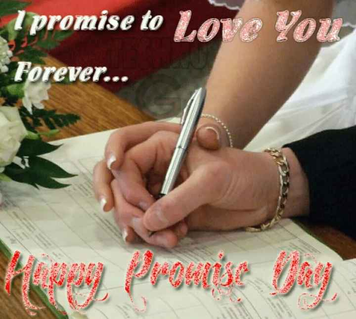 ପ୍ରମିଜ ଡେ - I promise to Love You Forever . . . go 20 - ShareChat