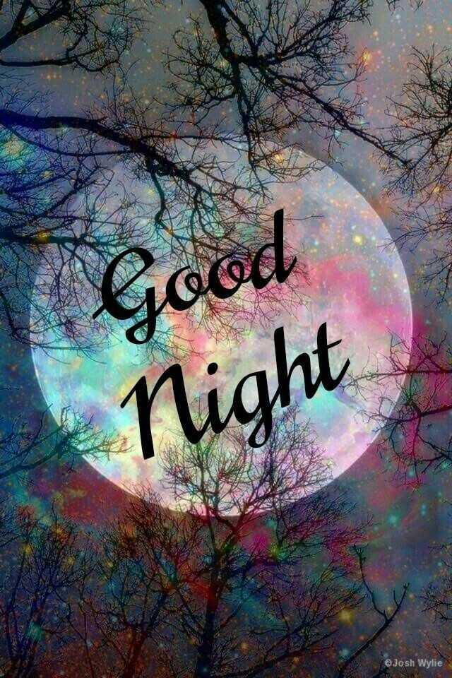 🌛ଶୁଭରାତ୍ରୀ - Good Night Josh Wylie - ShareChat