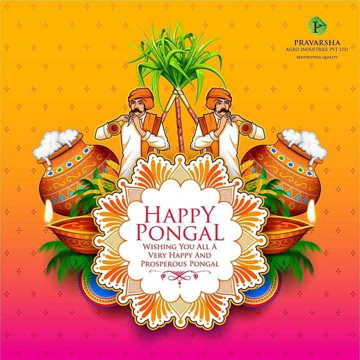 నేటి యువత - PRAVARSHA AGRO IN REINVENTING QUALITY O O 3 HAPPY PONGAL WISHING YOU ALLA VERY HAPPY AND PROSPEROUS PONGAL - ShareChat