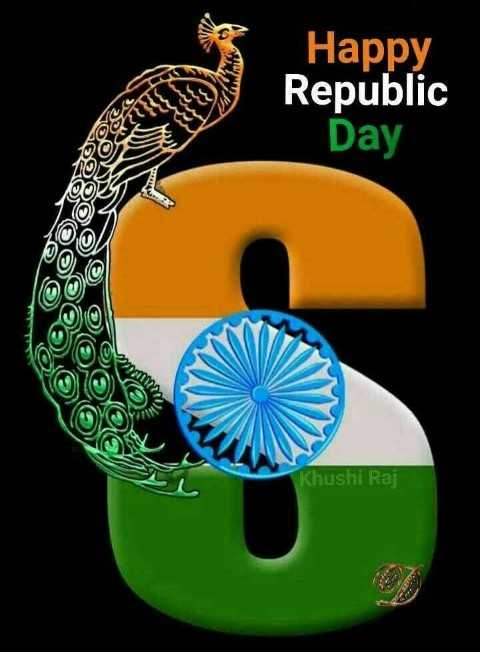 ಗಣರಾಜ್ಯೋತ್ಸವ - 202 Happy Republic Day KO Khushi Raj - ShareChat