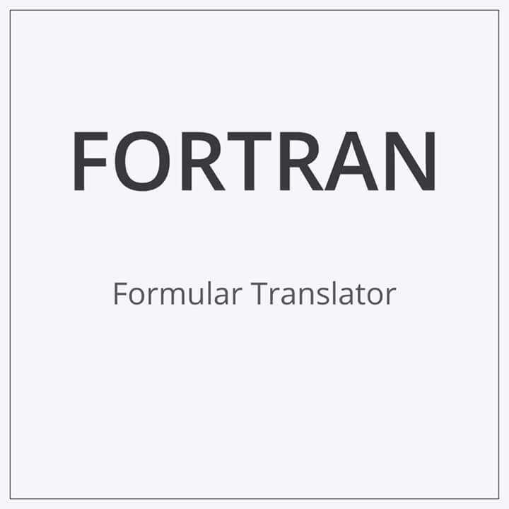 👩‍💻 Basic Computer - FORTRAN Formular Translator - ShareChat