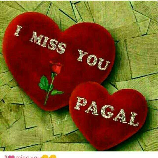 ❤miss you😔😔 - I MISS YOU PAGAL minen - ShareChat