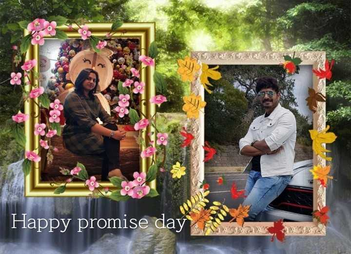 【kaushal fanzs】 😎 - Happy promise day - ShareChat