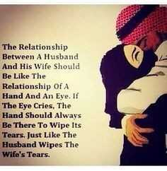 💑 पति ❤पत्नि - The Relationship Between A Husband And His Wife Should Be Like The Relationship Of A Hand And An Eve . If The Eye Cries , The Hand Should Always Be There To Wipe Its Tears . Just Like The Husband Wipes The Wife ' s Tears . - ShareChat