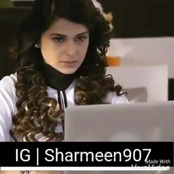sad songs - IG Sharmeen907ade VI Made With IG Sharmeen907 Made With - ShareChat