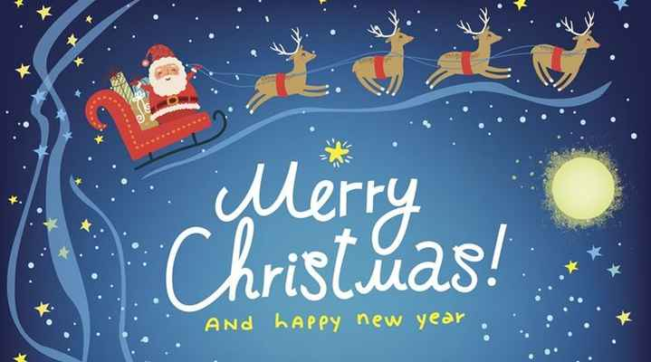 🎄Merry christmas! - Christmas ! And happy new year - ShareChat