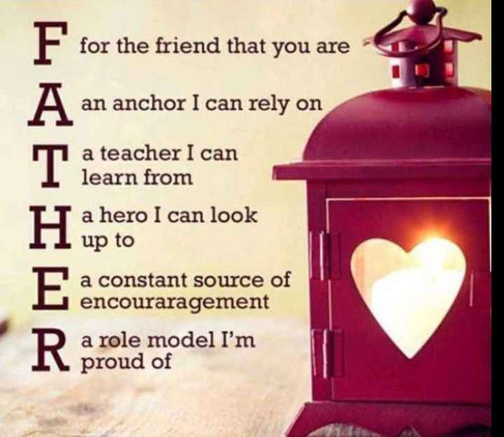 ✅ - for the friend that you are an anchor I can rely on m a teacher I can learn from a hero I can look up to a constant source of encouraragement a role model I ' m proud of - ShareChat