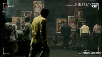 KGF Trailer - Made with KINEMASTER 1978 CyberLink by Action Director aedic with KINEMASTER HIS PATH WAS ABOUT TO CHANGE CyberLink . by . Action Director - ShareChat