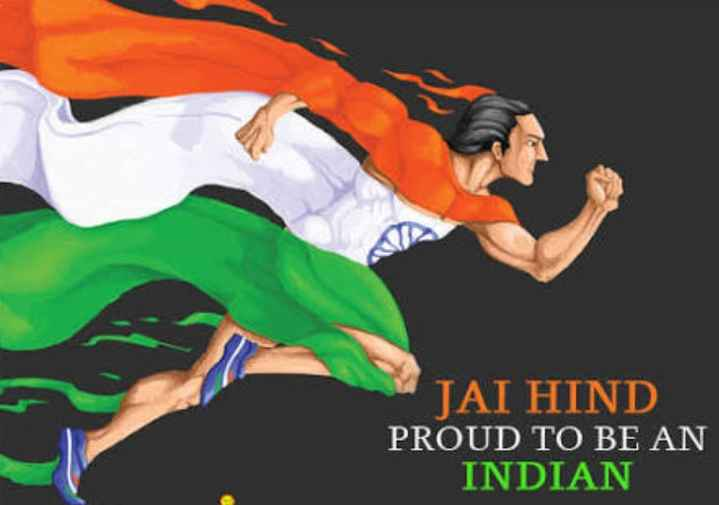 Independence Day - JAI HIND PROUD TO BE AN INDIAN - ShareChat