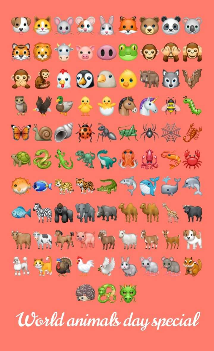 """World Animal Day - """" … … … . . … 2009 29 69 49 . 5 % 1 . 2 % 。 3 @ 就業 Sp器 ( 一 ) 、 2 ) NT ; A : World animals day special - ShareChat"""