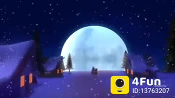 🎅Christmas Song🎅 - 4Fun ID : 13763207 O ' er the fields we go 4Fun ID : 13763207 Jingle all the way : - ShareChat