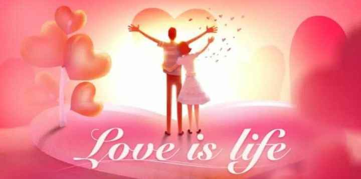 🎧 3D ગીત - Love is life - ShareChat