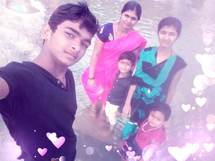 family pic - ShareChat