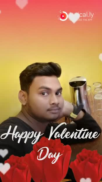 পুরুষদের ফ্যাশন - Lyrical . ly DOWNLOAD THE APP Happy Valentine Day Lyrically DOWNLOAD THE APP Happy Valentine Day - ShareChat