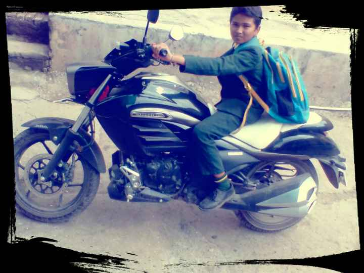 me and my bike - ShareChat