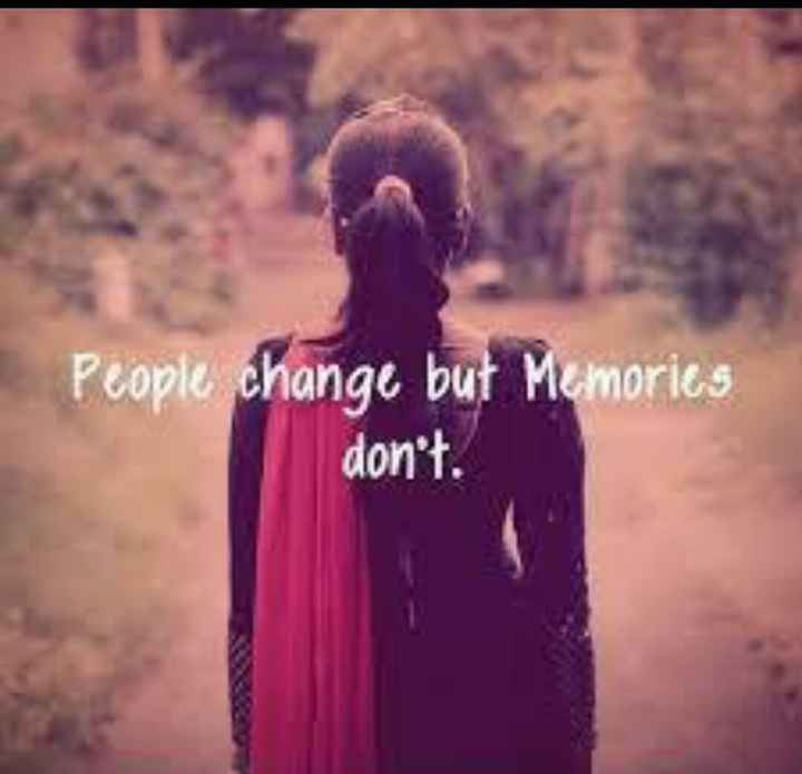 oormakal - People change but Memories don't - ShareChat