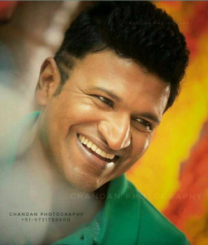 Power Star Puneeth Rajkumar Fans Club Image Rakshitha