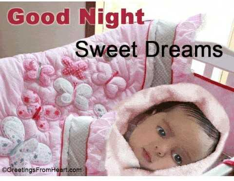 💑💑💑💑good night💏💏💏💏 - Good Night Sweet Dreams Sofeams ©GreetingsFromHeart . com - ShareChat
