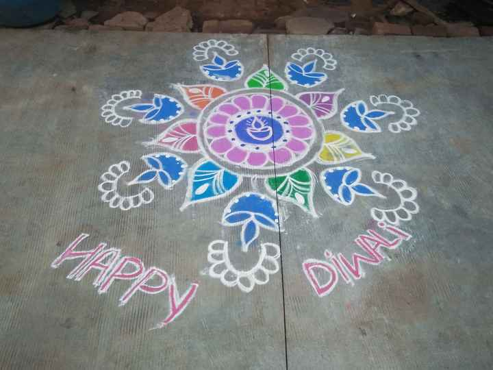 diwali special - HAPPY DIWAL - ShareChat