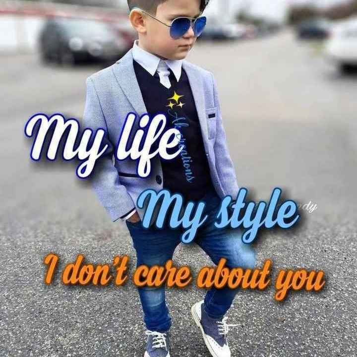 preethi  andre - my life Ak clations my style I don ' t care about you - ShareChat