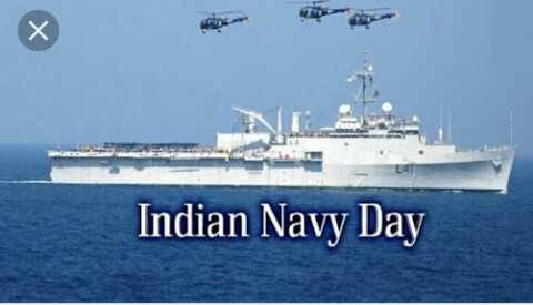 Navy Day - Indian Navy Day - ShareChat