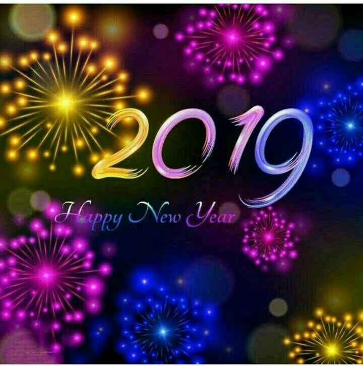 🎉 Happy New Year 2019 - 7 . 2010 Happy New Year - ShareChat