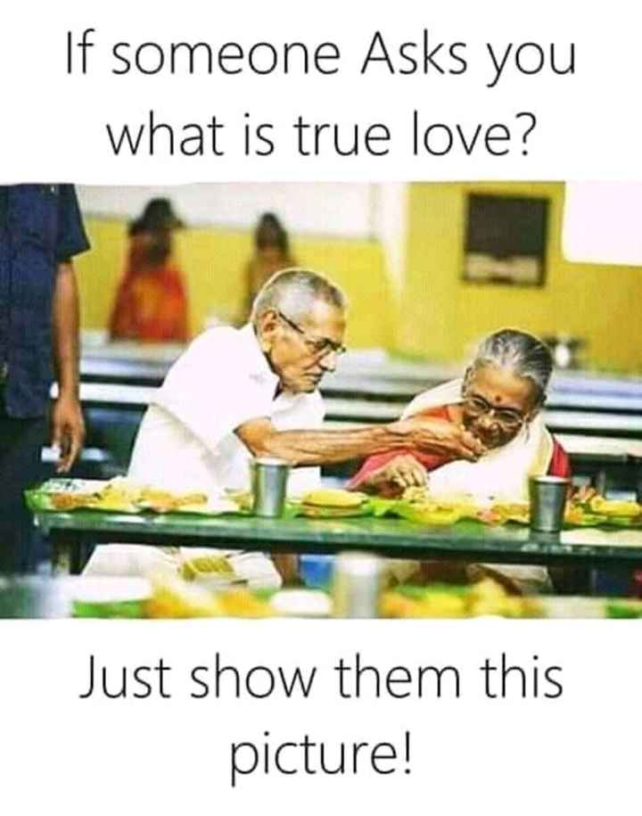 NV কৌতুক - If someone Asks you what is true love ? Just show them this picture ! - ShareChat