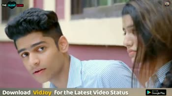 😘Happy Kiss Day - THE SILENT LOVE OTION Download VidJoy for the Latest Video Status Google Play Home 5M + DOWNLAOD Man Ne Band W VidJoy Download Daily Fresh Video Status Full Screen Status y fly GET IT ON Google Play Link in the description - ShareChat