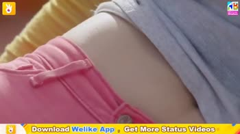 Romantic Whatsapp Status - WHatsapp Status Download Welike App , Get More Status Videos 30 Welike We like , we share Following ve Good Wishes Law Trending Entertainment Cor Amay Anand LOVE 1990 a Welike Trending od Wie Erow Comedy Haan ji bolo Live Report Share abu Download Status Videos Video Love Video Get it on Google play Love News ssado - ShareChat