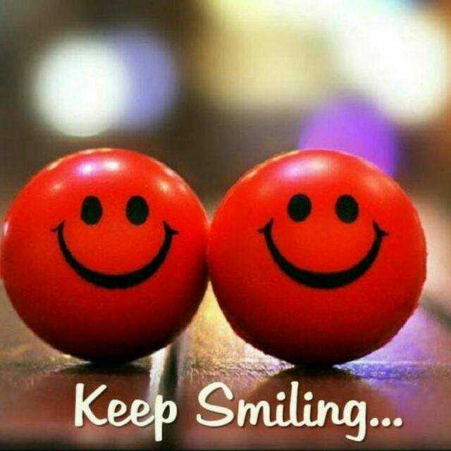 felling happy - Keep Smiling . . . - ShareChat