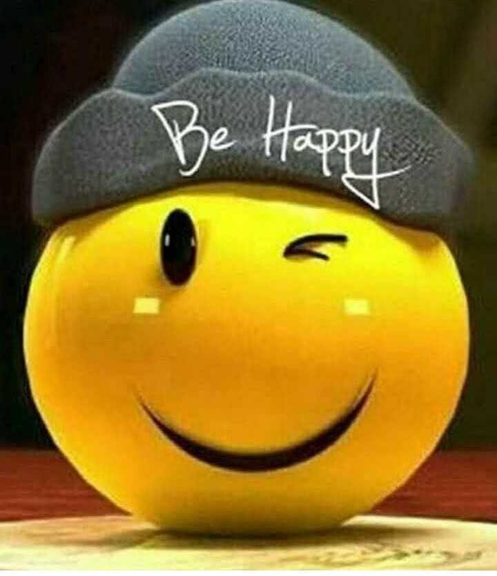 hd wallpaper - Be Happy - ShareChat