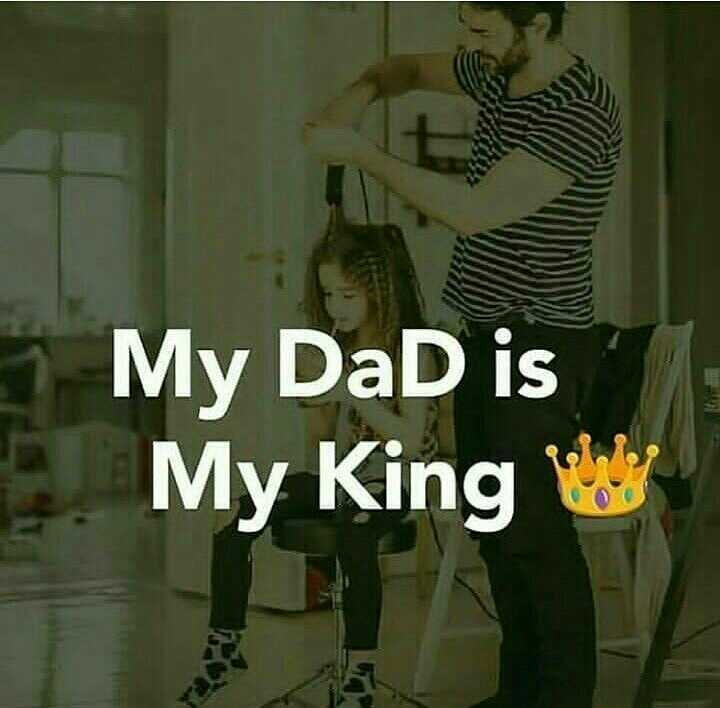 nanna - 1 My DaD is My King - ShareChat