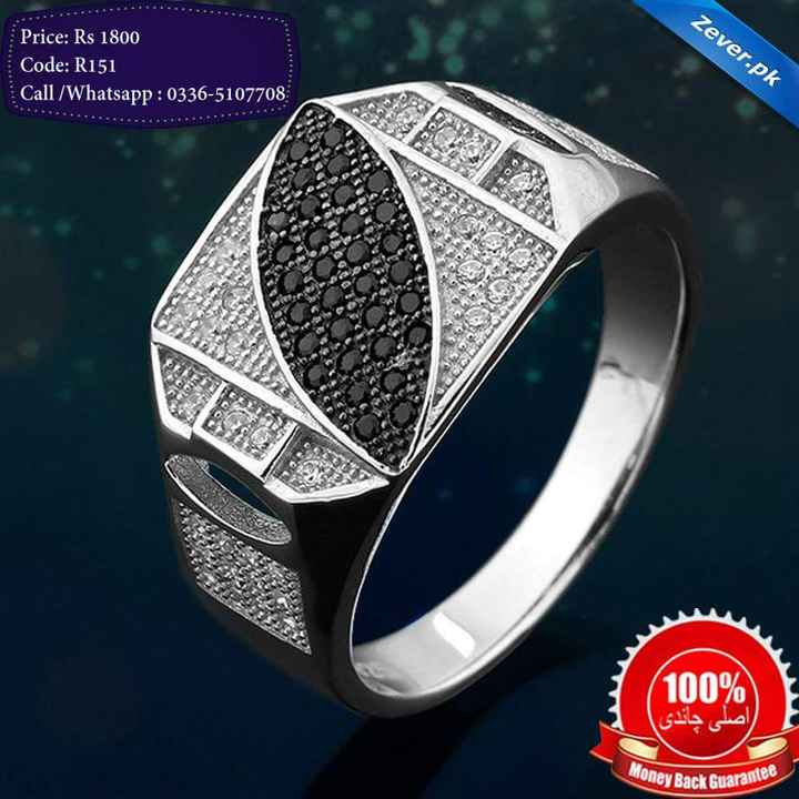 Boys rings - Price: Rs 1800 Code: R151 Call/Whatsapp: 0336-5107708 100 % ) oney Back Guarantee - ShareChat