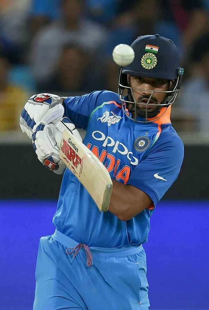 Happy Birthday Shikhar Dhawan - Suas - ShareChat