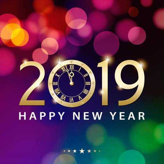 WELCOME 2019 - 2019 XI UN HAPPY NEW YEAR * * * - ShareChat