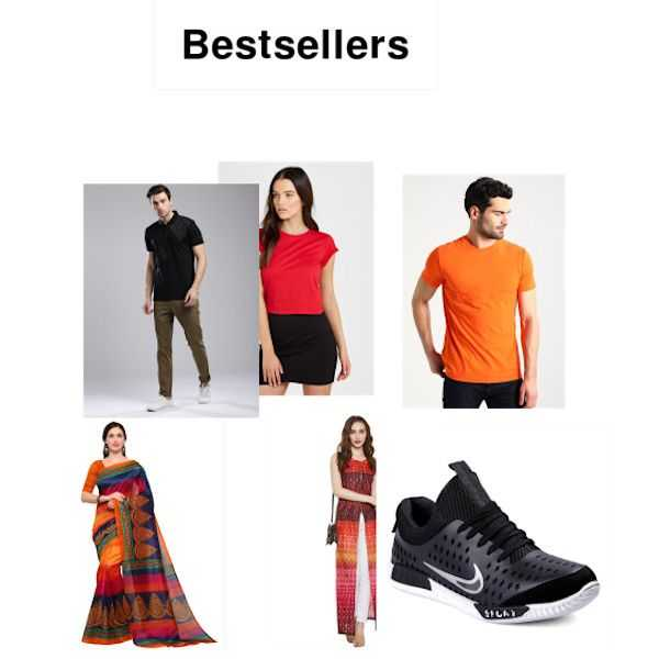 online shoping - Bestsellers - ShareChat