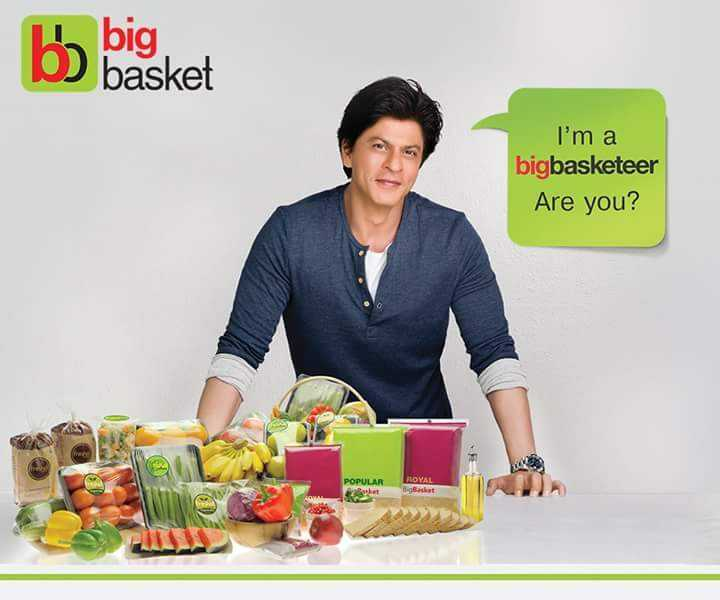 27 फरवरी की न्यूज़ - big O basket I ' m a bigbasketeer Are you ? POPULAR FLOYAL - ShareChat