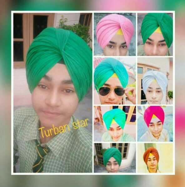 g - Turban star - ShareChat