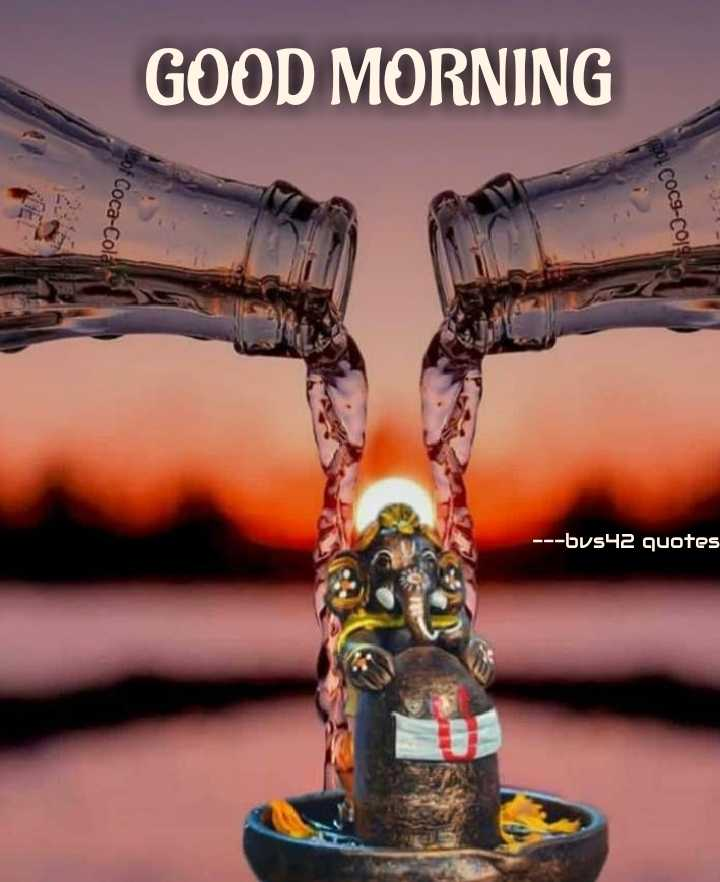 ---bvs42 edits - GOOD MORNING Of Coca - Cola blo ] - 6905 100 - - - bvs42 quotes - ShareChat