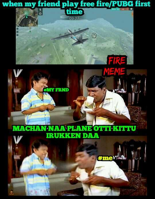 Pubg And Free Fire Funny Photo Pubg Mobile Hack Guide