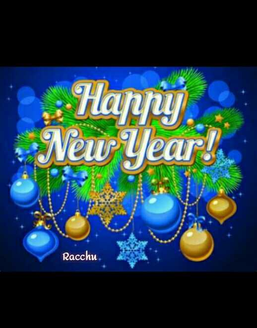 💥💝👉happy new year in advance👈💝💥🌷🌷🌷 - Harry New Year ! Racchu - ShareChat