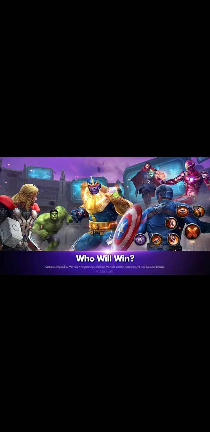 games - Who Will Win ? Costumes inspired by Marvel ' s Avengers : Age of Ultron , Marvel ' s Captain America : Civil War & Doctor Strange © 2018 MARVEL - ShareChat